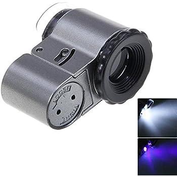 Amazon Com Neon 9882a 50x Pocket Jewelry Microscope