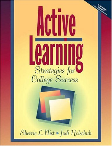 Active Learning: Strategies for College Success