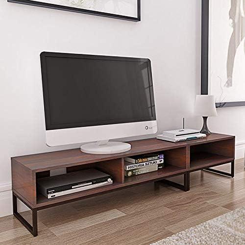 SXFYZCY Mueble de televisión Simple Mueble de televisión Moderno y Minimalista Personalidad Mueble de Sala de Estar Mesa de Mueble de televisión Mediana: Amazon.es: Hogar