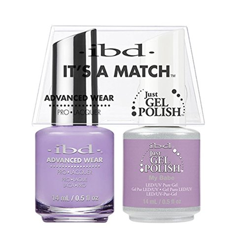 ibd Advanced Wear Color Duo My Babe #527 UV Gel Color
