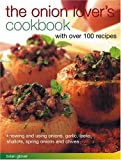 img - for The Onion Lover's Cookbook book / textbook / text book