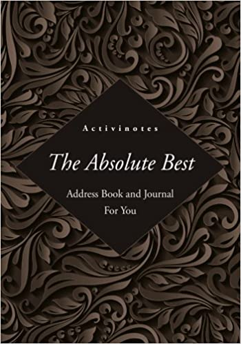 buy the absolute best address book and journal for you book online