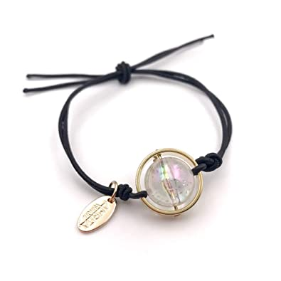 first look low price sale special section Beautychen Bracelet pour Femme, Bracelet élastique, Corde à ...