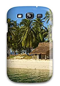 Tpu Fashionable Design Vocation El Medano Tenerife Spain Rugged Case Cover For Galaxy S3 New