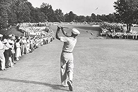 20x30 xxxl poster benhogan the perfect swing at golf