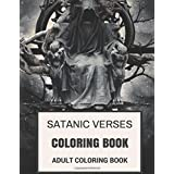 Satanic Verses Coloring Book: Laveyan Dark Individualism Rituals Inspired Adult Coloring Book