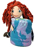 Brave Celtic Strength Fleece Throw with Hugger, 40 x 50-inches