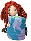 Disney Brave,Celtic Strength Hugger and Fleece Throw Blanket Set, 40'' x 50''