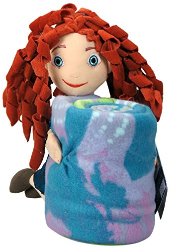 Disney Brave,Celtic Strength Hugger and Fleece Throw Blanket Set, 40'' x 50'' by Disney