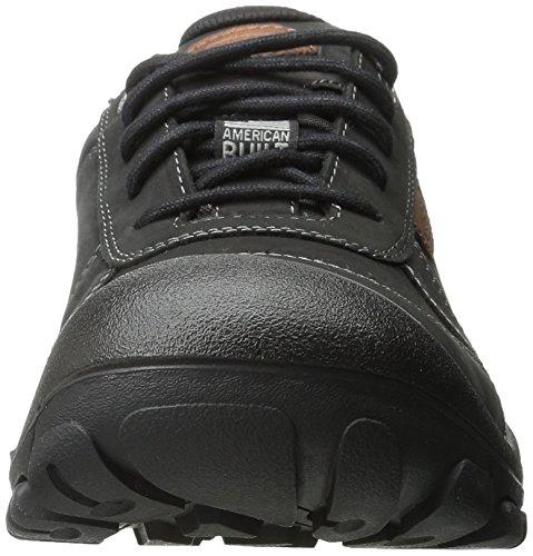 Keen Hombres del Piamonte encaje zapatos Negro