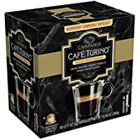 Just $19.99 for 60-Pack Cafe Turino Espresso Capsules at Best Buy