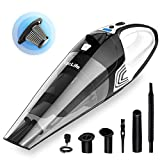 Best Hand Car Vacs - Handheld Vacuum, VacLife Hand Vacuum Cordless with High Review
