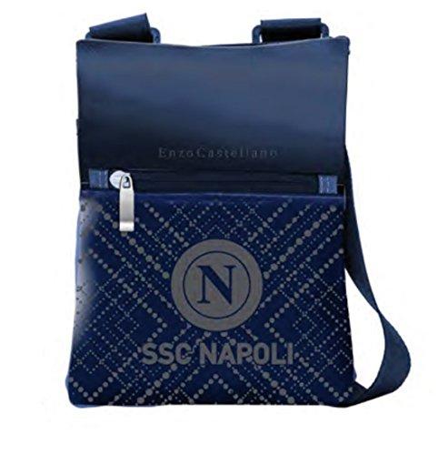 SSC ecopelle prodotto Borsello Napoli a ufficiale Napoli tracolla 03908 1wqWYFZzv