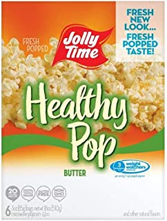 product image for Jolly Time Microwave Popcorn (Pack of 4)
