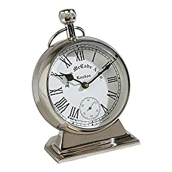 Ethan Allen Pocket Watch Desk Clock