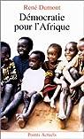 Démocratie pour l'Afrique par Dumont