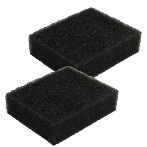 Ryobi 98760 Trimmer Replacement Air Filters (2 Pack) (Filter Replacement Magic)