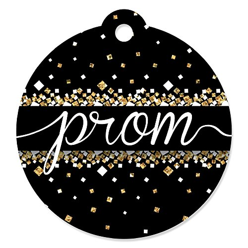Prom - Prom Night Party Favor Gift Tags (Set of 20)]()