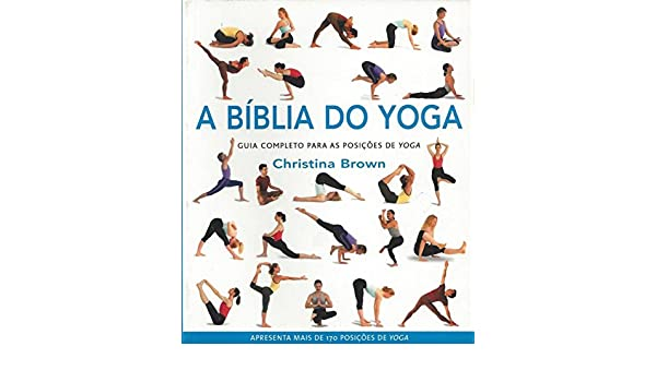 port).biblia do yoga: Amazon.es: Christina Brown: Libros