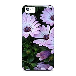 Anti-scratch And Shatterproof Flowers High Resolution Phone Case For Iphone 5c/ High Quality Tpu Case