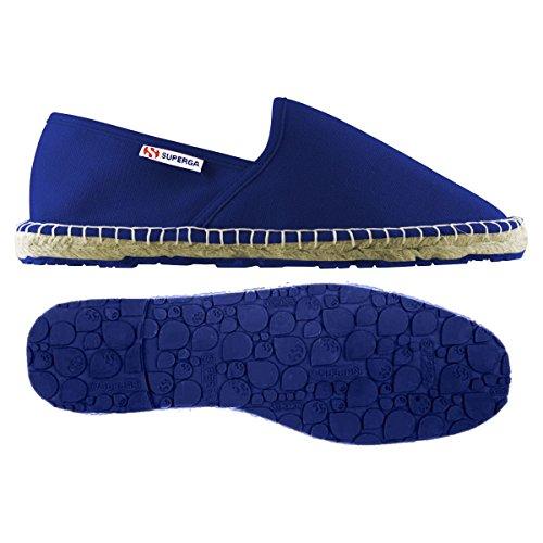 Superga 4524 Cotu - Zapatillas Unisex adulto Intense Blue