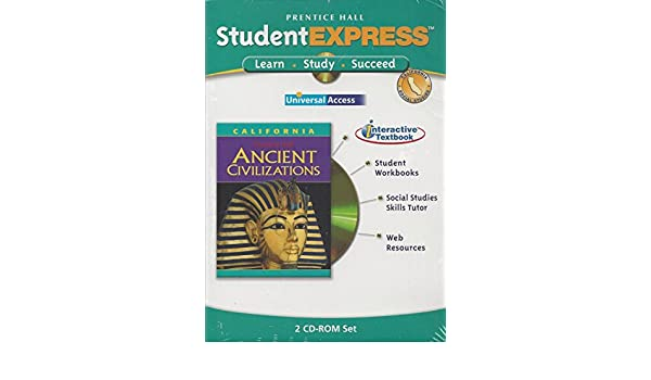 Prentice Hall Student Express Ancient
