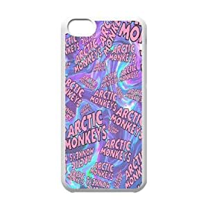 Custom High Quality WUCHAOGUI Phone case Arctic Monkeys Music Band Protective Case For Iphone 5c - Case-12