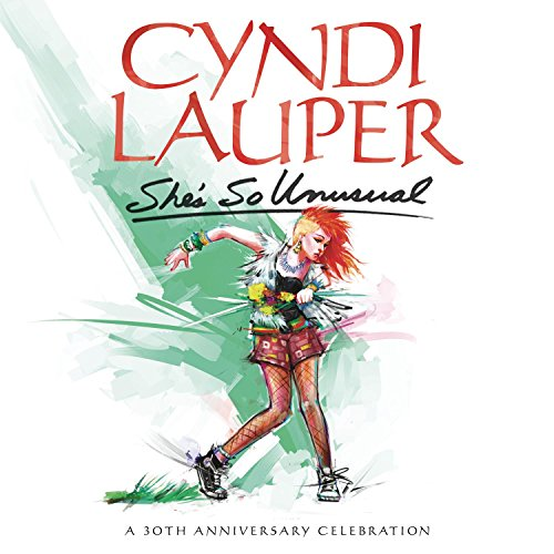 Cyndi Lauper - BACK TO THE 80