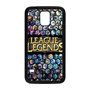 Samsung Galaxy S5 I9600 Phone Cases Game League Of Legends Cell Phone Case TYG853362