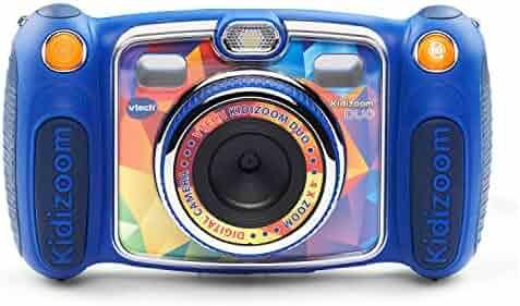 VTech Kidizoom Duo Selfie Camera, Amazon Exclusive, Blue
