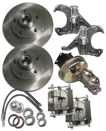 72 chevy c10 suspension - 7