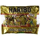 Haribo Gold-Bears Minis - 44 Individual Mini Bags, 16 Ounce Bag