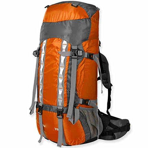 Grande Zaino Di Campeggio Che Lo Zaino Di Viaggio Di Viaggio Daypack Travel Bag Casuale