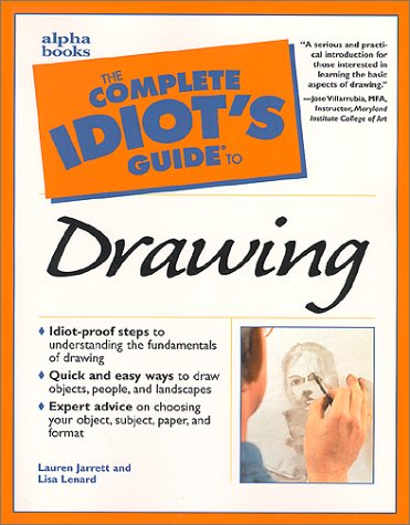 Download Complete Idiot's Guide to Drawing pdf