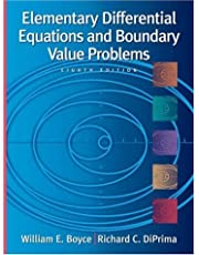 Elementary Differential Equations and Boundary Value Problems, with ODE Architect CD