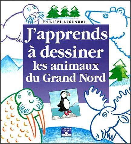 Téléchargement Les animaux du Grand Nord pdf, epub