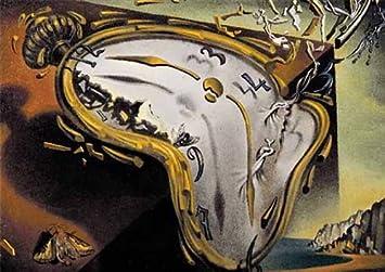 Editions Ricordi 3001N27001 - Puzzle de 2000 piezas del cuadro Los relojes blandos de Dalí: Amazon.es: Juguetes y juegos