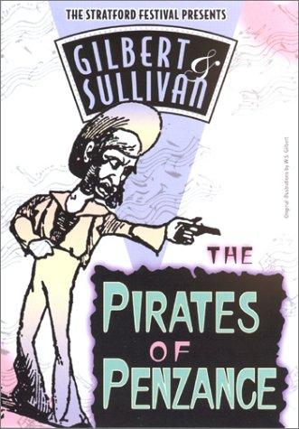Gilbert & Sullivan - The Pirates of Penzance / Hyslop, Tomlin, Carver, Stratford Festival]()
