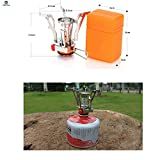 AOTU Portable Camping Stoves Backpacking Stove with