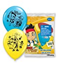 Pioneer National Latex Jake and The Never Land Pirates 6 Count 12