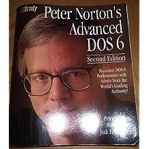 Peter Norton's Advanced DOS 6