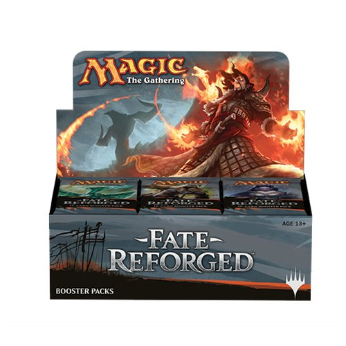 Magic: The Gathering Fate Reforged Booster Box (Fate Reforged Booster Box)