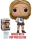 Funko Pop! TV: Gossip Girl - Serena Van Der Woodsen Vinyl Figure (Bundled with Pop Box Protector Case)