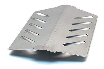 Chapa conductora térmica acero inoxidable similar al calor ...