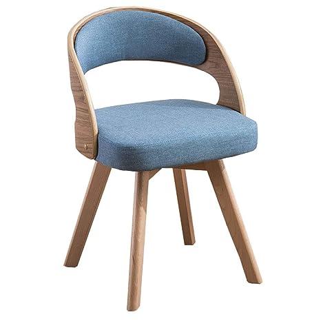Amazon.com: LJFYXZ - Cojín acolchado para silla (marco de ...