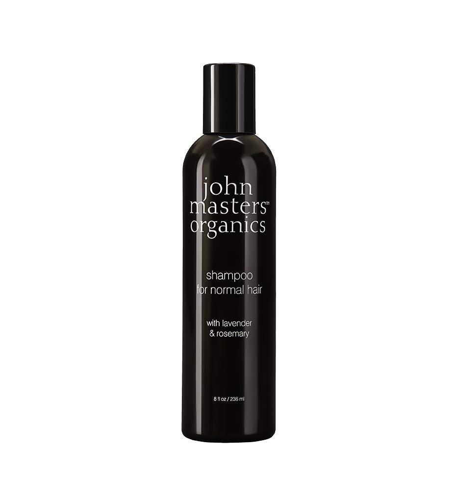 Lavender Rosemary Shampoo For Normal Hair by John Masters Organics for Unisex - 8 oz Shampoo LRS