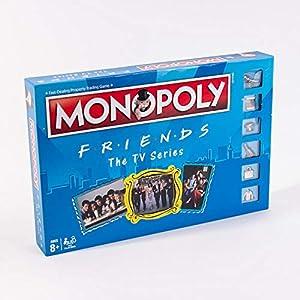 Monopoly Friends Edition (Amazon Exclusive)