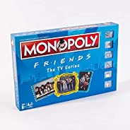 Monopoly Friends Edition (Amazon Exclusive)