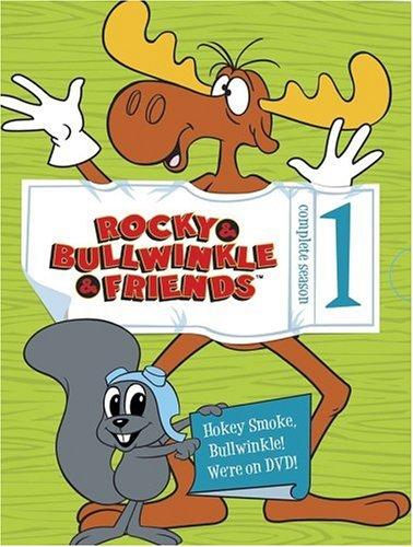 Rocky & Bullwinkle Season 1 by GENIUS PRODUCTS INC