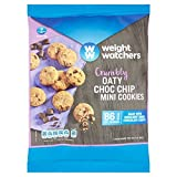 Weight Watchers Mini Oaty Choc Chip Cookies 5 x 19g